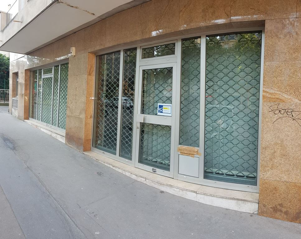 Local commercial PARIS 14 (75014) FINANCIEL IMMOBILIER