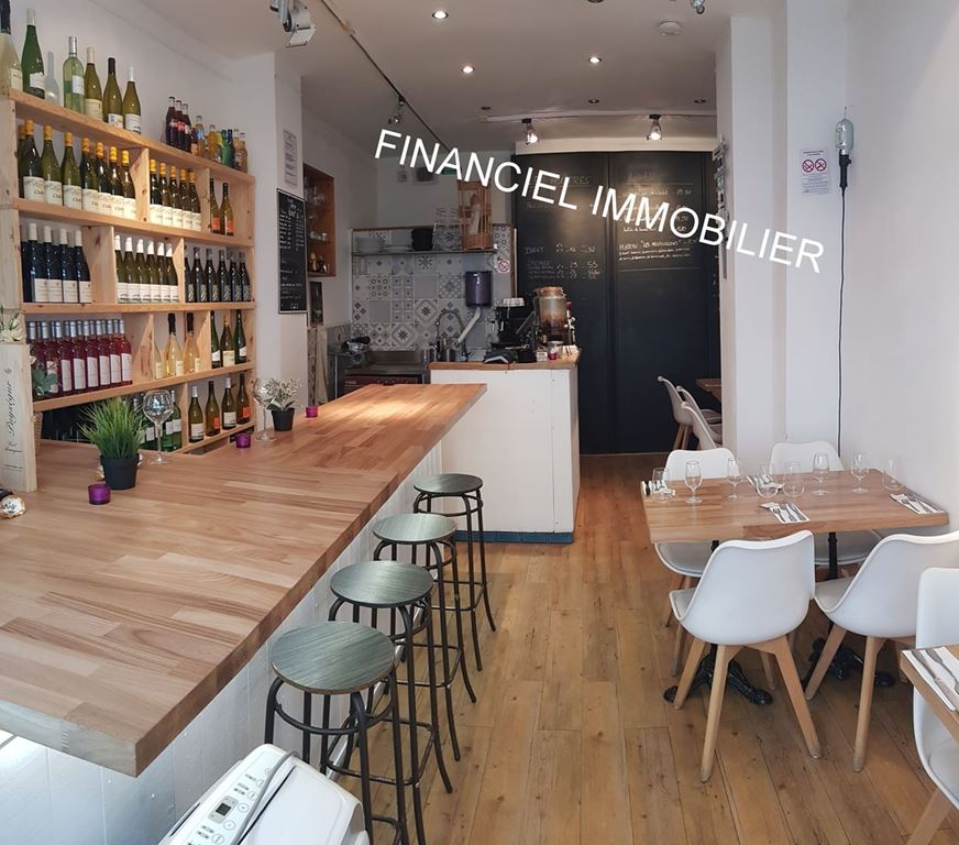 Fonds de commerce PARIS 17 (75017) FINANCIEL IMMOBILIER